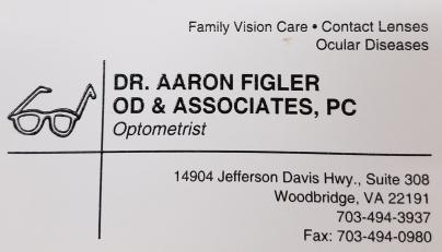 dr Figler card