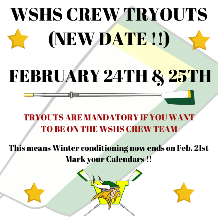 WSHS CREW TRYOUT (NEW DATE !!)-2